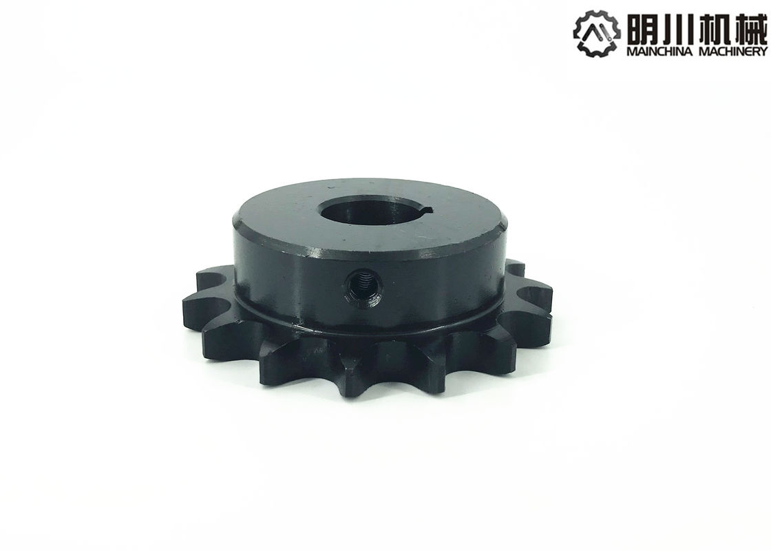 ANSI Standard Finished Bore Sprockets With Blacken Surface Treatment